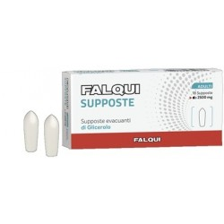 FALQUI SUPPOSTE 18SUPP ADULTI - DISPOSITIVO MEDICO