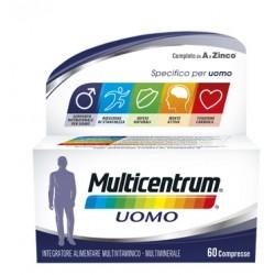 MULTICENTRUM UOMO MULTIVITAMINICO 60CPR