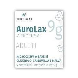 AUROLAX MICROCLISMI ADULTI 6PZ - DISPOSITIVO MEDICO - DISPOSITIVO MEDICO