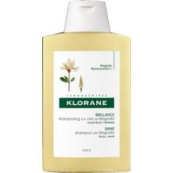 KLORANE SH CERA MAGNOL BRIL400ML