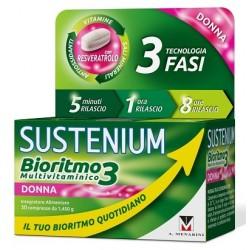 SUSTENIUM BIORITMO3 DONNA 30 CPR