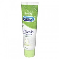 DUREX NATURAL INTIMATE GEL - DISPOSITIVO MEDICO