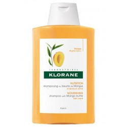 KLORANE SH BURRO MANGO 200ML