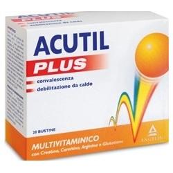 ACUTIL-INTEG MULTIV PLUS 20BUST
