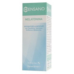 BENSANO MELATONINA GOCCE 20ML