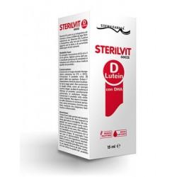 STERILVIT D LUTEIN GTT 15ML