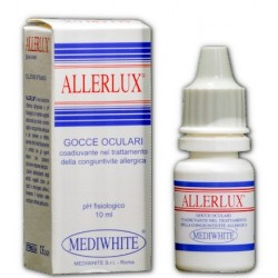 ALLERLUX GTT NAT 10ML - DISPOSITIVO MEDICO
