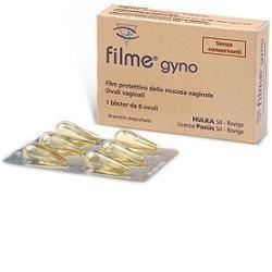 FILME-GYNO OVULI VAGIN 6PZ - DISPOSITIVO MEDICO - DISPOSITIVO MEDICO