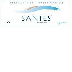 SANTES-OVULI VAG 14PZ - DISPOSITIVO MEDICO - DISPOSITIVO MEDICO