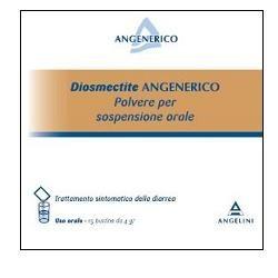 DIOSMECTITE ANGENERICO 15BUST - DISPOSITIVO MEDICO