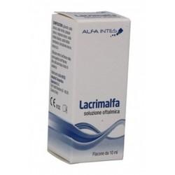 LACRIMALFA SOL OFTALMICA 10ML - DISPOSITIVO MEDICO
