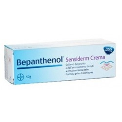 BEPANTHENOL-SENSIDERM CR 50G -  DISPOSITIVO MEDICO