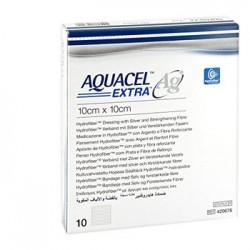 AQUACEL 420676 EXTRA AG 10X10CM - DISPOSITIVO MEDICO
