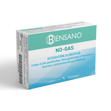 BENSANO NO GAS 30CPR