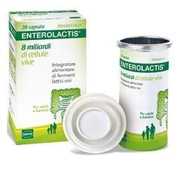 ENTEROLACTIS-20 CPS
