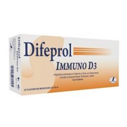 DIFEPROL IMMUNO D3 12FL 10ML