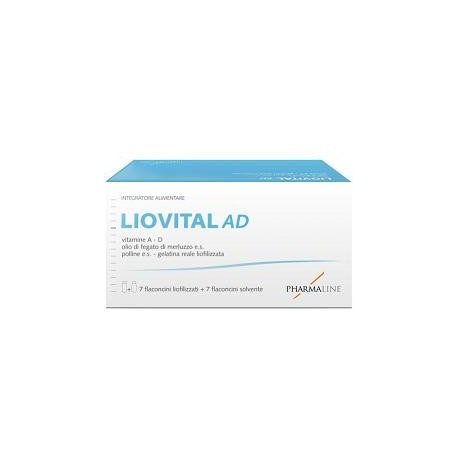 LIOVITAL AD 7 FLAC