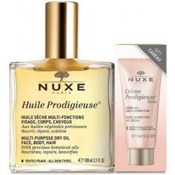 NUXE HUILE PRODIGIEUSE COLLERE 100ML+15ML