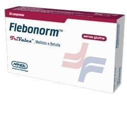 FLEBONORM INTEG 30CPS