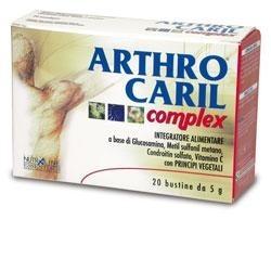 ARTHROCARIL 20BUST FDR