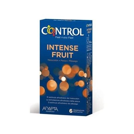 CONTROL INTENSE FRUIT 6PZ - DISPOSITIVO MEDICO