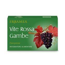 VITE ROSSA GAMBE 30CPR ERBAMEA