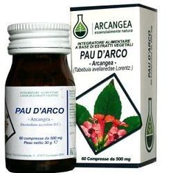 PAU DARCO 60CPS 500MG ARCANGEA