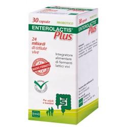 ENTEROLACTIS PLUS 30CPS FERMENTI LATTICI