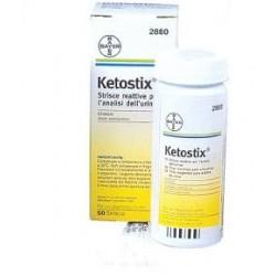 KETOSTIX-50 STRISCE   2880 - DISPOSITIVO MEDICO