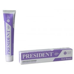 PRESIDENT DEFENSE DENTIFRICIO