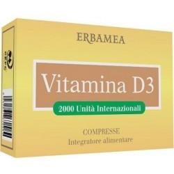 VITAMINA D3 90CPR S/GL ERBAMEA