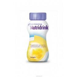 NUTRIDRINK INTEGRATORE NUTRIZIONALE 4X200ML
