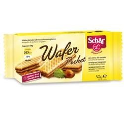 SCHAR-WAFER POCKET NOCC 50G