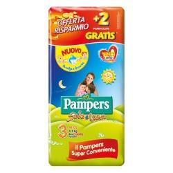 PAMPERS SOLEL MIDI 44+2PZ 9494