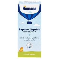 HUMANA BABY SAPONE LIQUIDO ULTRADELICATO 500ML