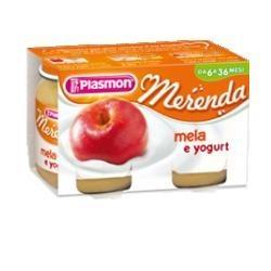PLASMON OMOYOGUR/MELA 120X2