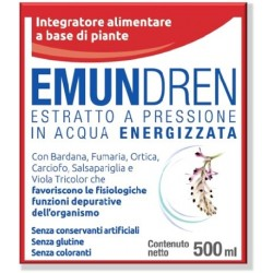 EMUNDREN BEV 500ML
