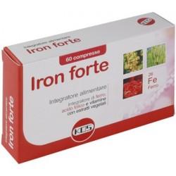 IRON FORTE INTEGRAT 60CPR KOS