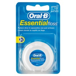 ORAL-B FILO INTERDENTALE ESSENTIAL FLOSS CERATO 50M