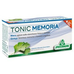 TONIC MEMORIA 12FLX10ML SPECCH