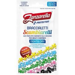 Zanzarella Braccialetti Antizanzare Scambiarelli