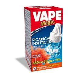 VAPE  RICARICA LIQUIDA 480H GER