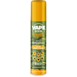 VAPE  DERM SCUDO ATTIVO SPRAY 100ML