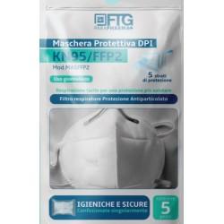 Mascherine FFP2 - 5PZ