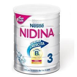 NIDINA CRESCITA 3 POLV 800G