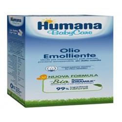 HUMANA BC OLIO EMOLLIENTE 250ML