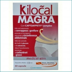 KILOCAL MAGRA PERDITA PESO 60 CPR  DISP.MEDICO