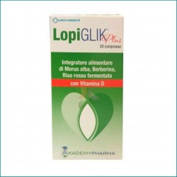LOPIGLIK PLUS INTEGRATORE COLESTEROLO 20CPR