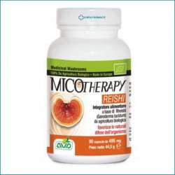 MICOTHERAPY REISHI DIFESE IMMUNITARIE 90CPS