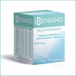 BENSANO MULTIVITAMINICO 30CPR